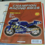 DeAGOSTINI CHAMPION RACING BIKES Issue 27 HONDA RSR125 Magazine